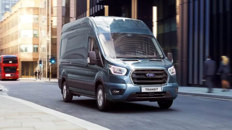 new-transit-van